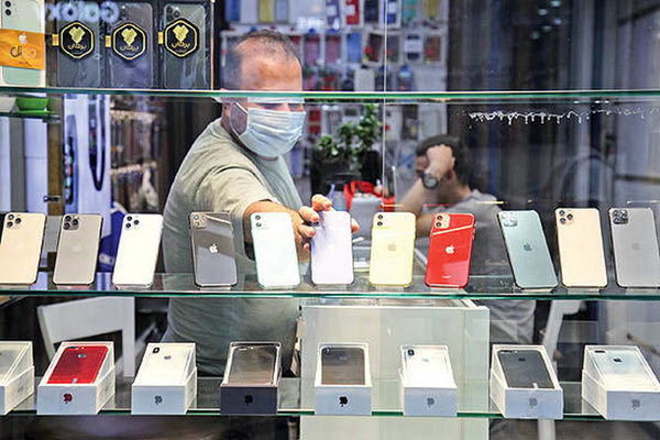 تلفن های همراه نیز کمیاب می شوند!